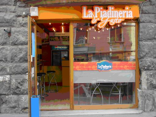 La Piadineria - francize fast-food