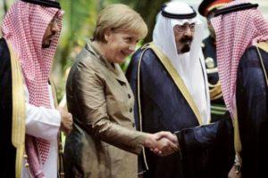 Merkel tratat ISIS