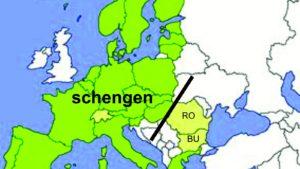 Schengen doar cu buletinul