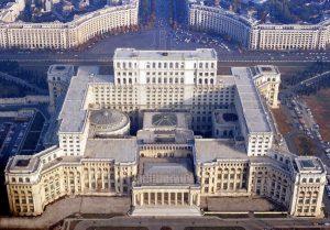 dictionar palatul parlamentului
