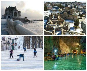 Cele mai atractive destinatii turistice romanesti pentru 2018