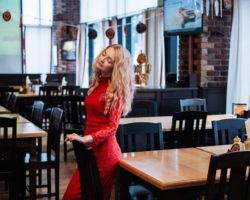 Rochia roșie – potrivită pentru orice ocazie